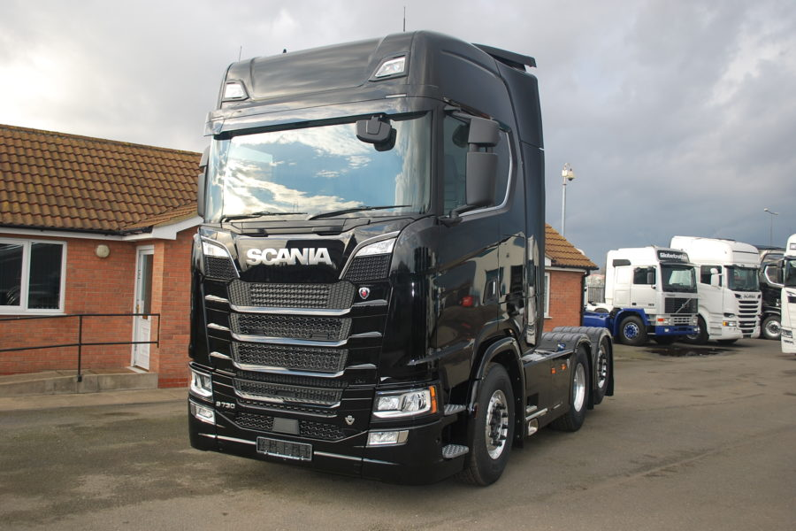 Souvent New & Used trucks for sale - Moody International Scania Specialists SS76
