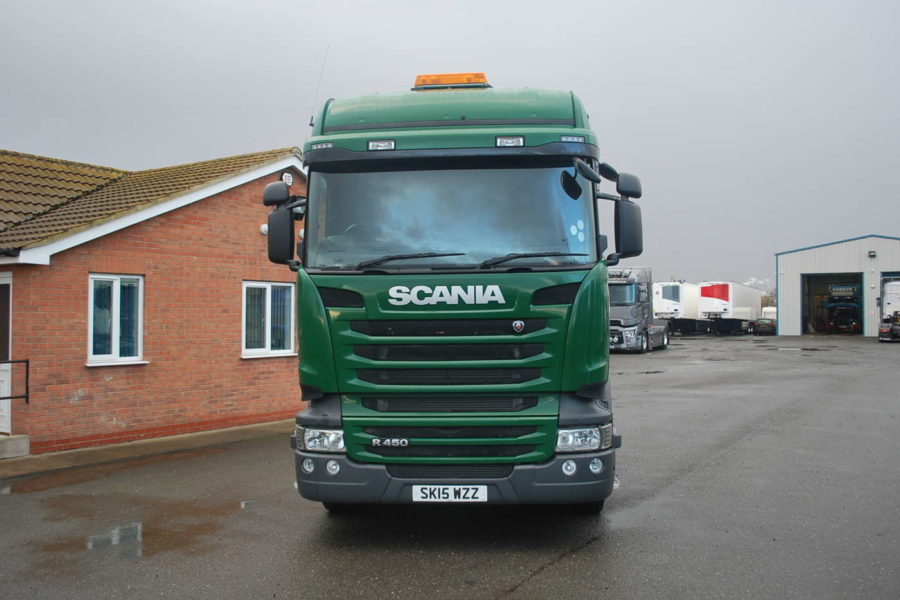 Scania R450 Hiline Streamline Griffin Tag Axle | Moody International