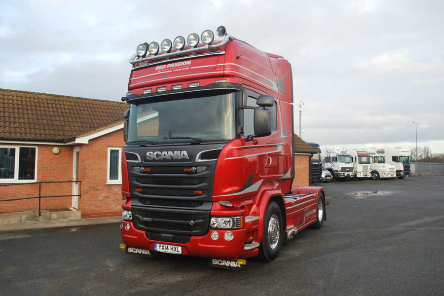 Bien-aimé New & Used trucks for sale - Moody International Scania Specialists RT61