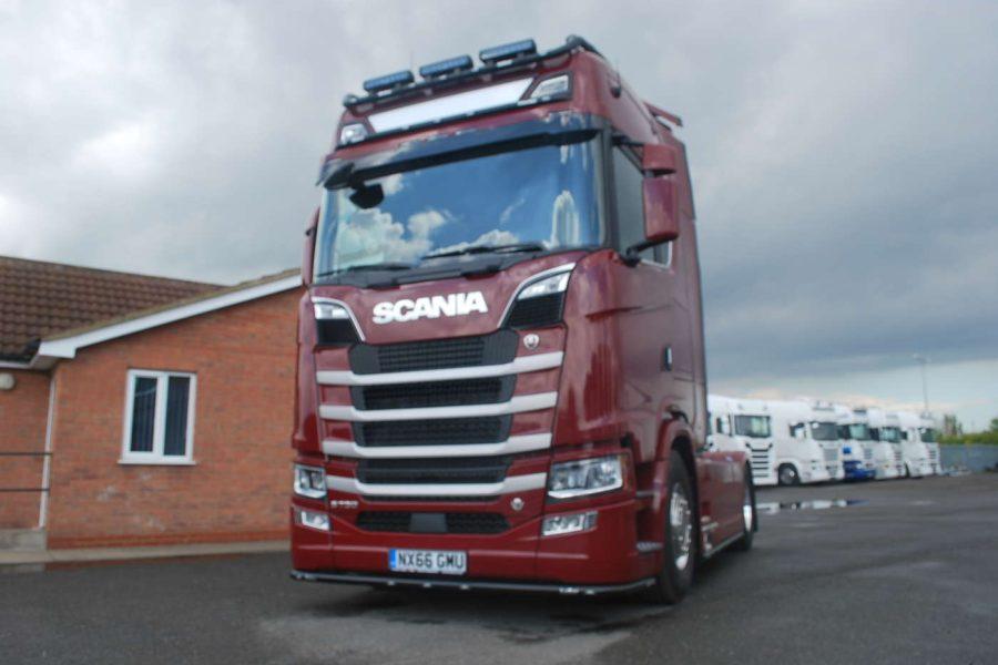 Scania S730 Hiline 4×2 | Moody International Scania Specialists
