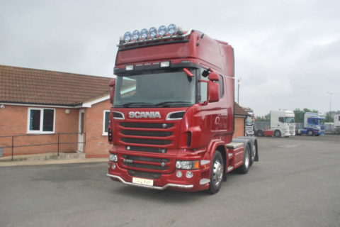 New & Used trucks for sale - Moody International Scania