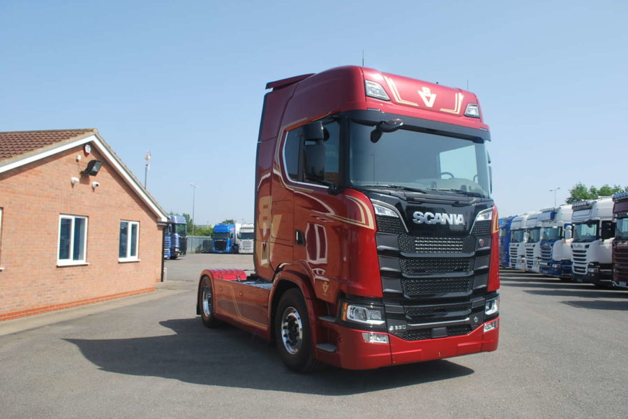 Scania S650 Hiline 4×2 | Moody International Scania Specialists